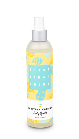 Body Spritz in Tahitian Vanilla
