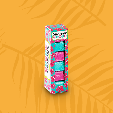Tropical Oasis Shower Minis