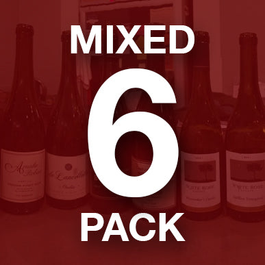 Pinotguy's Gift Pack- Mixed 6 Pack Value Pinots!