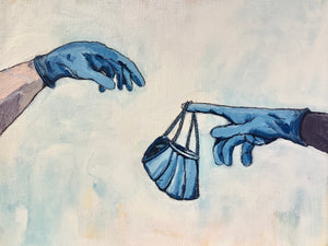 'The Hands of Humans', Susana Aldanondo