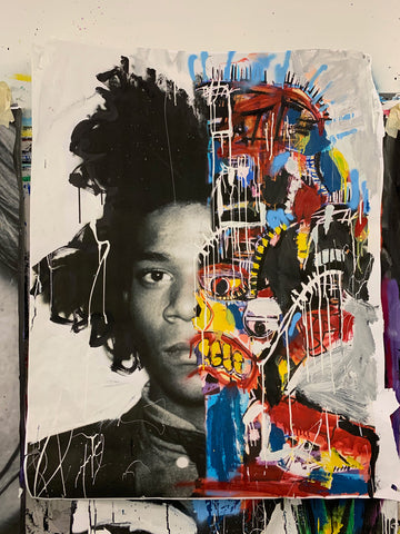 Andrew Cotton, 'The Basquiat', 2020
