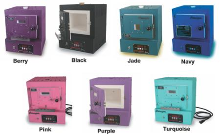 Free Custom Colors on all Paragon Kilns