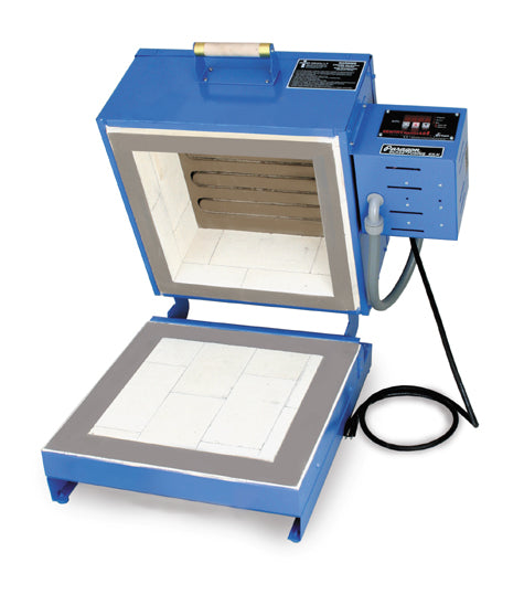 CS-14S Clamshell Glass Kiln (With Furniture Kit) Glass Kiln - paragonkilns.com