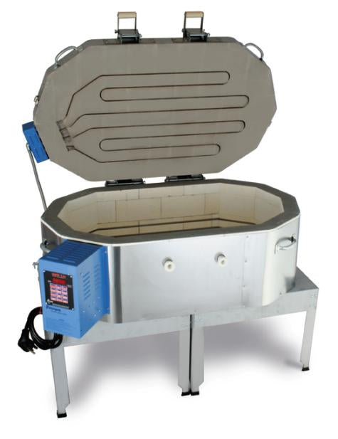 Ovation-10 Oval Glass Kiln (With Furniture Kit)
