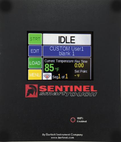 Sentinel Smart Touch Controller Replacement Board