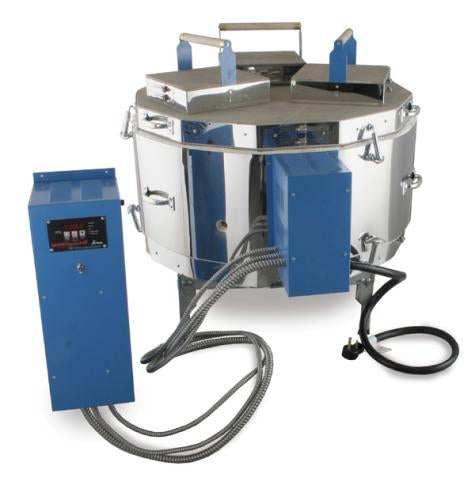 Trifecta Crucible Kiln (Glass Blower's Furnace)