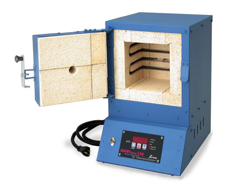 Xpress-Q-11A Square Front Loading Kiln with Furniture Kit (Free Shipping) Glass, Ceramics, Pottery Kiln - paragonkilns.com