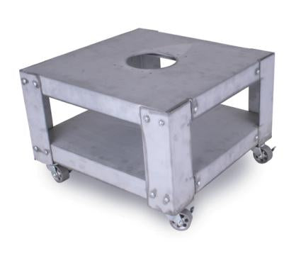 Kiln Stand - Deluxe Rolling Kiln Stand (Free Shipping)