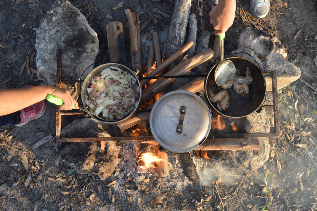 Five cooking tools you should never camp without!