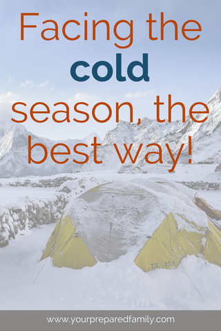 Winter is finally here, and the heat of last summer seems like a faded memory. It's about time to get ready to face the coldest day of the year: prepare yourself and your family as best as you can with the following useful tips! Click here to see how to face the cold season in the best way! #yourpreparedfamily #winter #emergencyprepardness