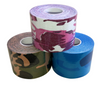 Image of Printed Kinesiology Tape - Camo - 5cmx5m - Elastic Water Repellent Athletic Tape - Sports Volleyball Sports Safety