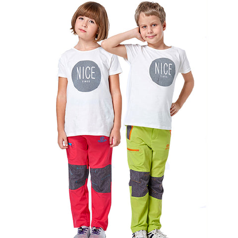 Kids Quick Dry Breathable Outdoor Pants - Kids Hiking Clothes