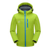 Image of Kids Softshell Hiking Jacket