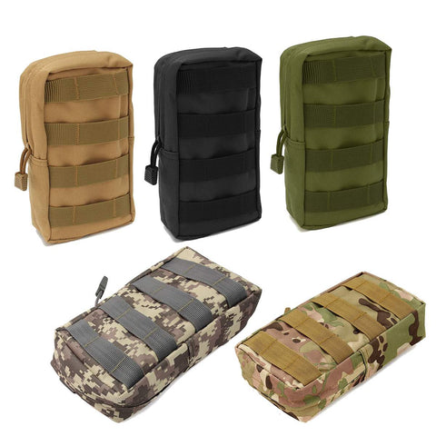 Nylon Tactical Molle Bag