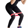 Image of 4pcs/Set Elastic Resistance Bands Workout Rubber Loop For Fitness Gym Strength Training