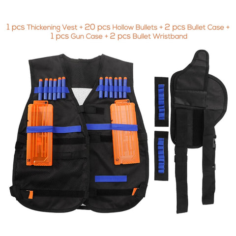 Tactical Vest Kit for Nerf Battles