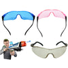 Image of Glasses for Toy Foam Dart Battles - Protect Your Eyes - Unisex and Good for Kids