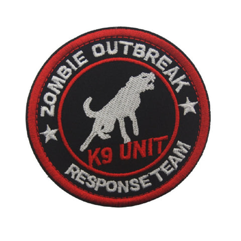Combat Patch - zombie outbreak response team k9 unit