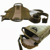 Image of Military Tactical Dog Vest - Molle Training Vest