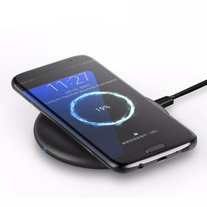 Qi-Compatible Wireless Charger