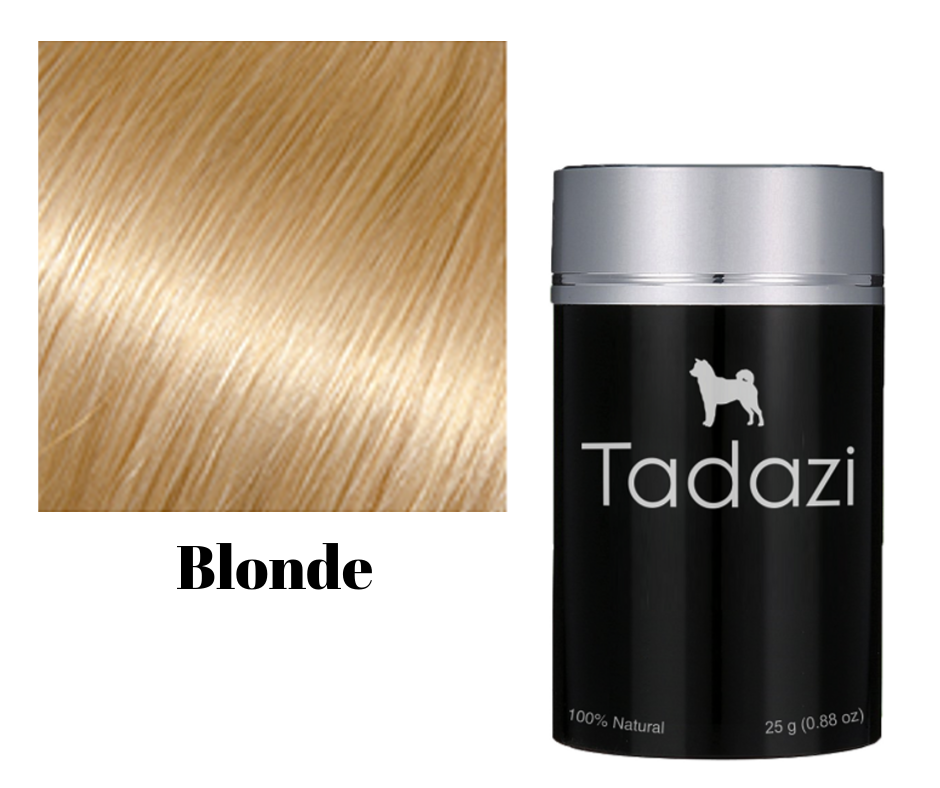 Tadazi Hair Fibers - Blonde