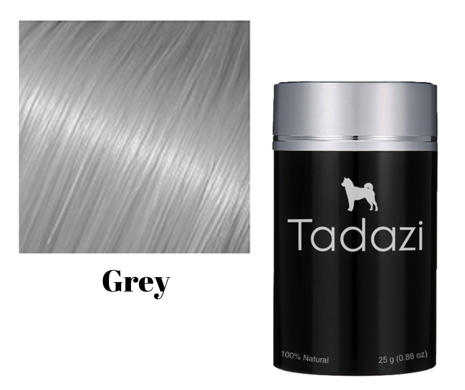 Tadazi Hair Fibers - Grey