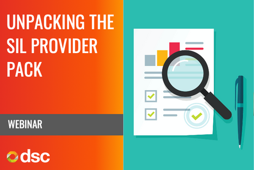 Unpacking the New SIL Provider Pack (Webinar Recording)