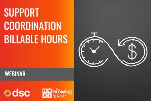Support Coordination Billable Hours (Webinar Recording)