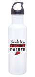 Fremont Packers Water Bottle