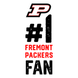 Fremont Packers Stadium Seat Cushion