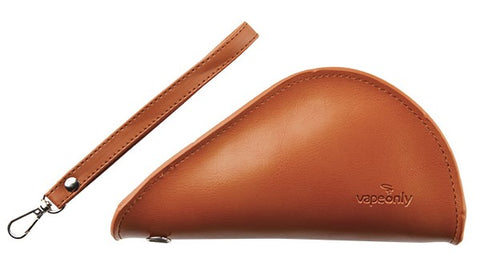VapeOnly Leather Pipe Storage Bag Canada