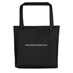 Explicit Tote bag