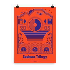 Sadness Trilogy (Orange)