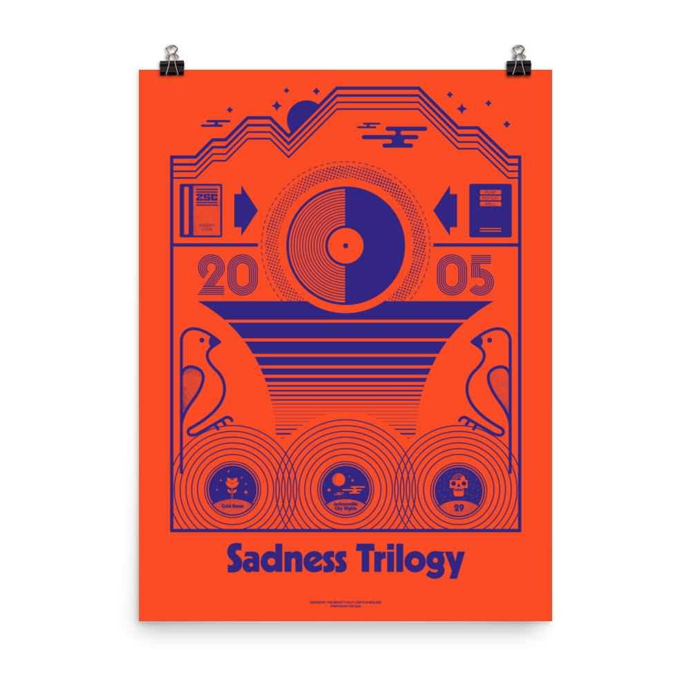 Sadness Trilogy (Orange) - Permanente
