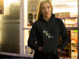 Vegan Women's Hoodie Herbivore Breaking Bad