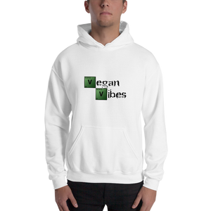 Vegan Men's Hoodie Vegan Vibes Breaking Bad