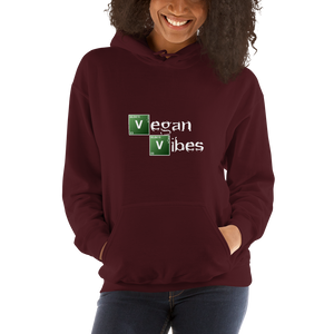 Vegan Women's Hoodie Vegan Vibes Breaking Bad