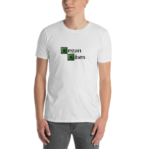 Vegan Men's T shirt Vegan Vibes Breaking Bad