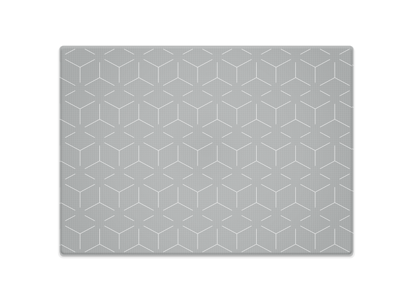 Labyrint Grey Generös Play Mat