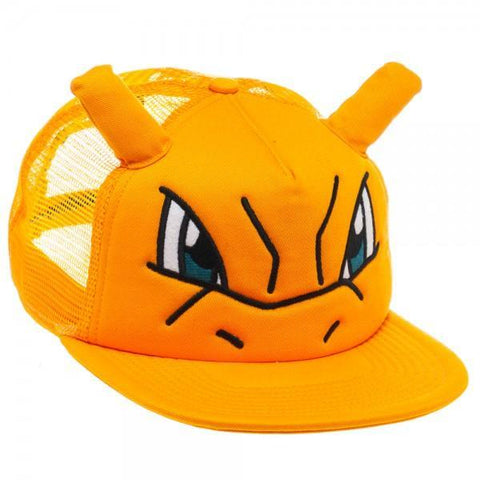 Pokemon Charizard Big Face Trucker - Masters Of Geek
