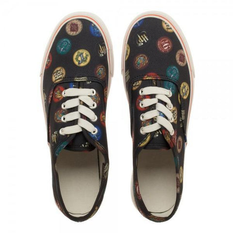 Harry Potter Unisex Lo Pro Shoes - Masters Of Geek