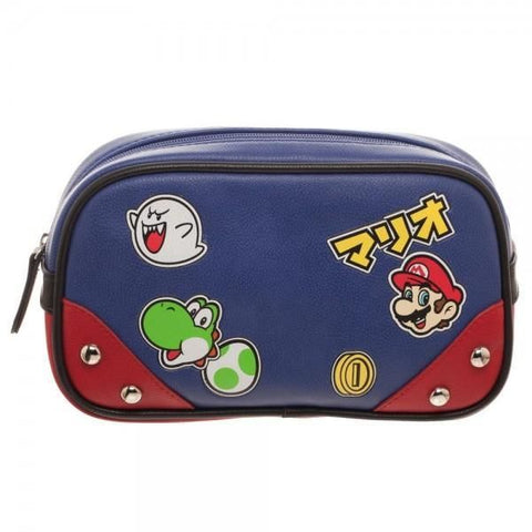 Nintendo Super Mario Cosmetics Bag - Masters Of Geek