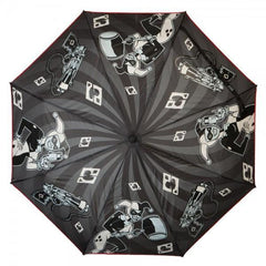 DC Comics Harley Quinn Liquid Reactive Umbrella - Masters Of Geek
