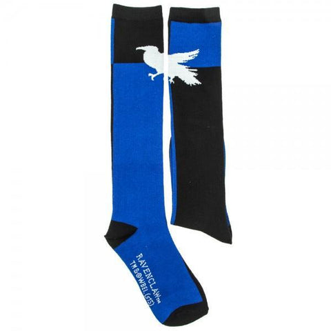 Harry Potter Ravenclaw Knee High Socks - Masters Of Geek