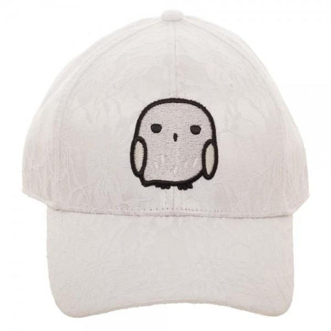 Harry Potter Lace Hedwig Dad Hat - Masters Of Geek