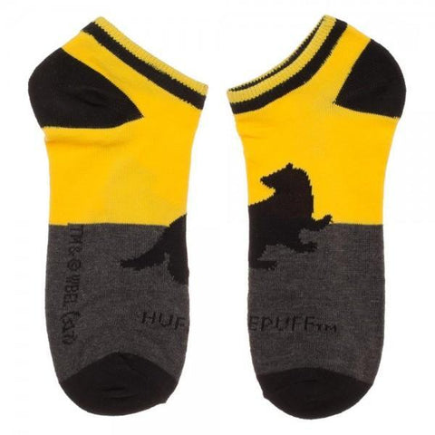 Harry Potter Hogwarts House Ankle Socks 4 Pack - Masters Of Geek