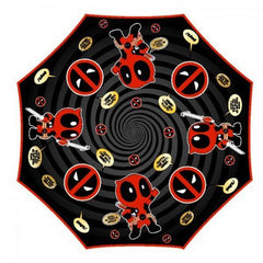 Marvel Deadpool Liquid Reactive Umbrella - Masters Of Geek
