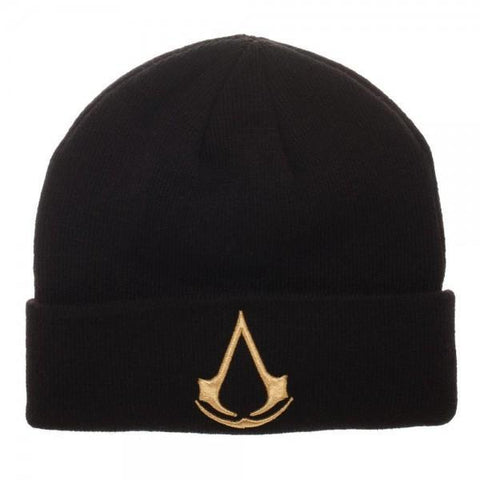 Assassin's Creed EMB Cuff Beanie - Masters Of Geek