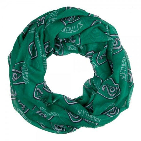 Harry Potter Slytherin Viscose Scarf - Masters Of Geek