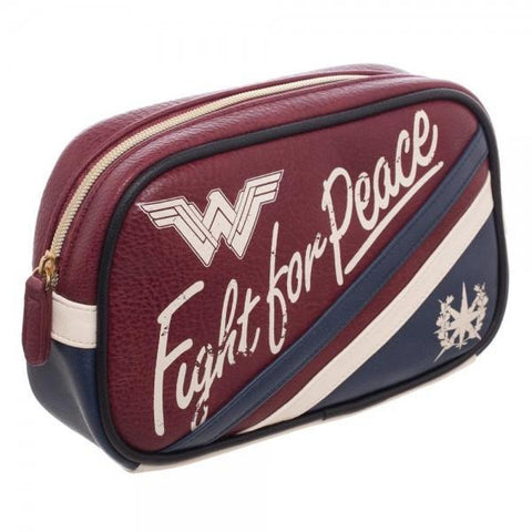 Wonder Woman Make Up Bag - Masters Of Geek
